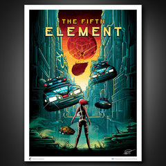 Thumbnail of The Fifth Element Art Print