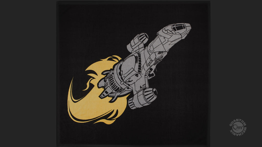 Firefly Serenity Fleece Stadium Blanket