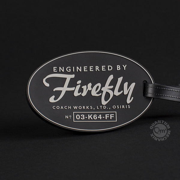 Engineered by Firefly Q-Tag