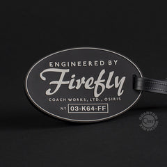 Photo of Engineered by Firefly Q-Tag