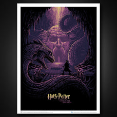 Photo of Harry Potter and the Eyes of the Basilisk Art Print