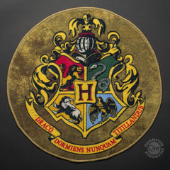 Photo of Hogwarts Crest Doormat