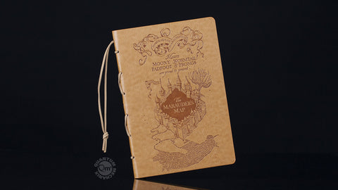 Photo of Harry Potter Marauder's Map Journal