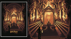 Thumbnail of Harry Potter and the Mirror of Erised Art Print