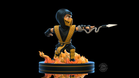 Photo of Scorpion Q-Fig