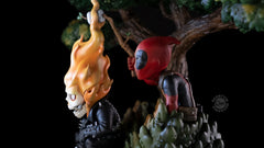 Thumbnail of Deadpool x Ghost Rider Q-Master Diorama