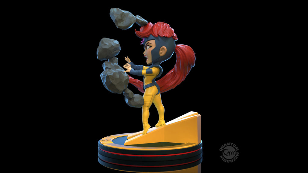 Jean Grey Q-Fig Diorama