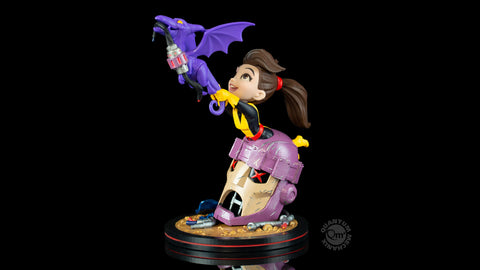 Photo of Kitty Pryde and Lockheed Q-Fig Elite Diorama