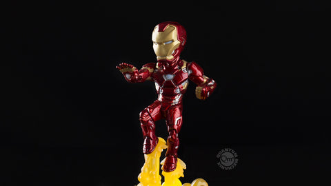 Photo of Iron Man Light-Up Q-Fig FX Diorama