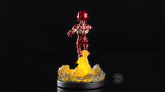 Thumbnail of Iron Man Light-Up Q-Fig FX Diorama