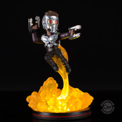 Photo of Star-Lord Light-Up Q-Fig FX Diorama