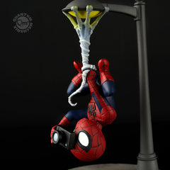 Photo of Spider-Man Spider Cam Q-Fig Diorama
