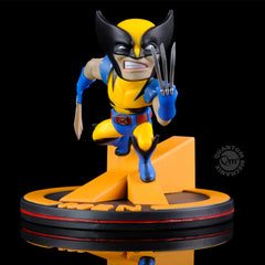 Photo of Wolverine Q-Fig Diorama