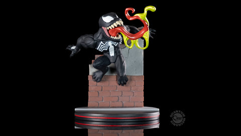 Photo of Venom Q-Fig Diorama