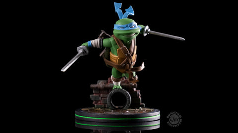 Photo of Teenage Mutant Ninja Turtles Leonardo Q-Fig