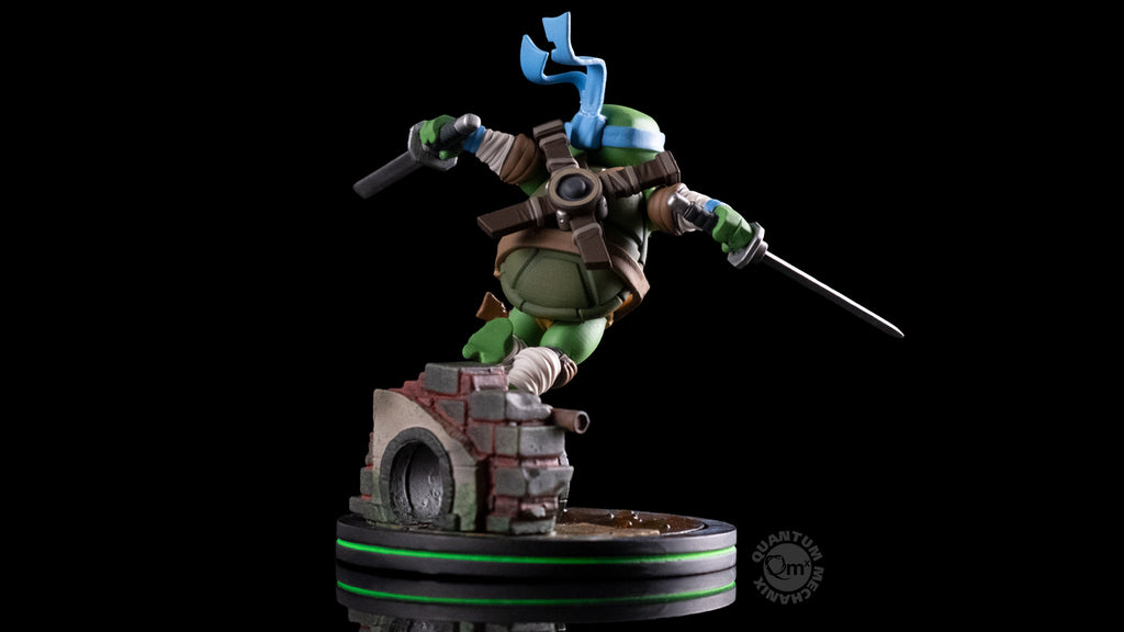 Teenage Mutant Ninja Turtles Leonardo Q-Fig