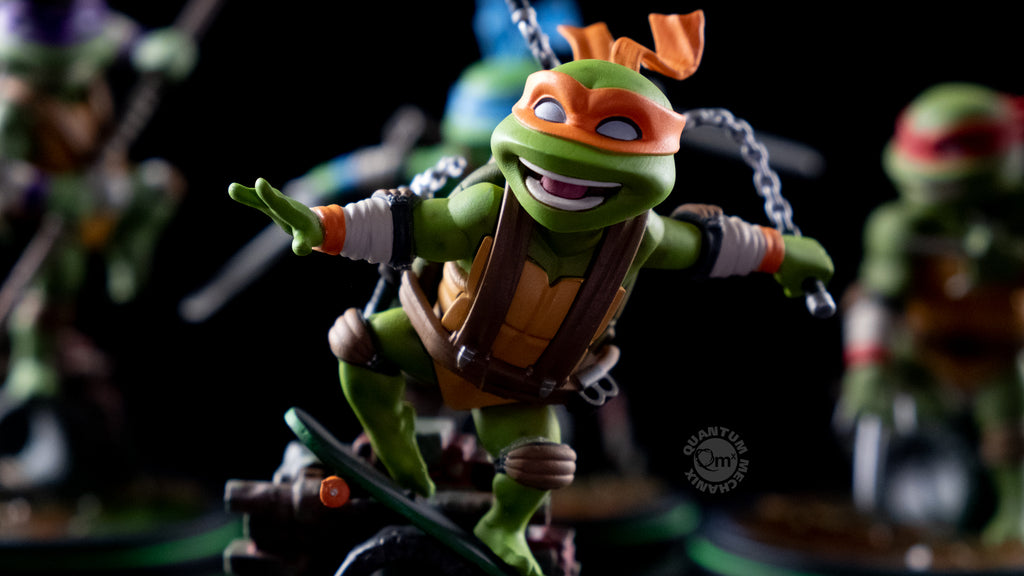 Teenage Mutant Ninja Turtles Michelangelo Q-Fig