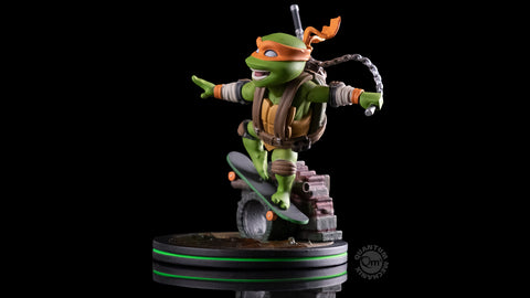 Photo of Teenage Mutant Ninja Turtles Michelangelo Q-Fig