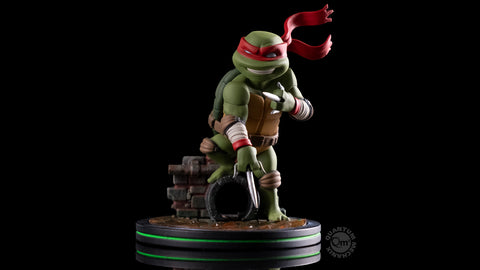 Photo of Teenage Mutant Ninja Turtles Raphael Q-Fig