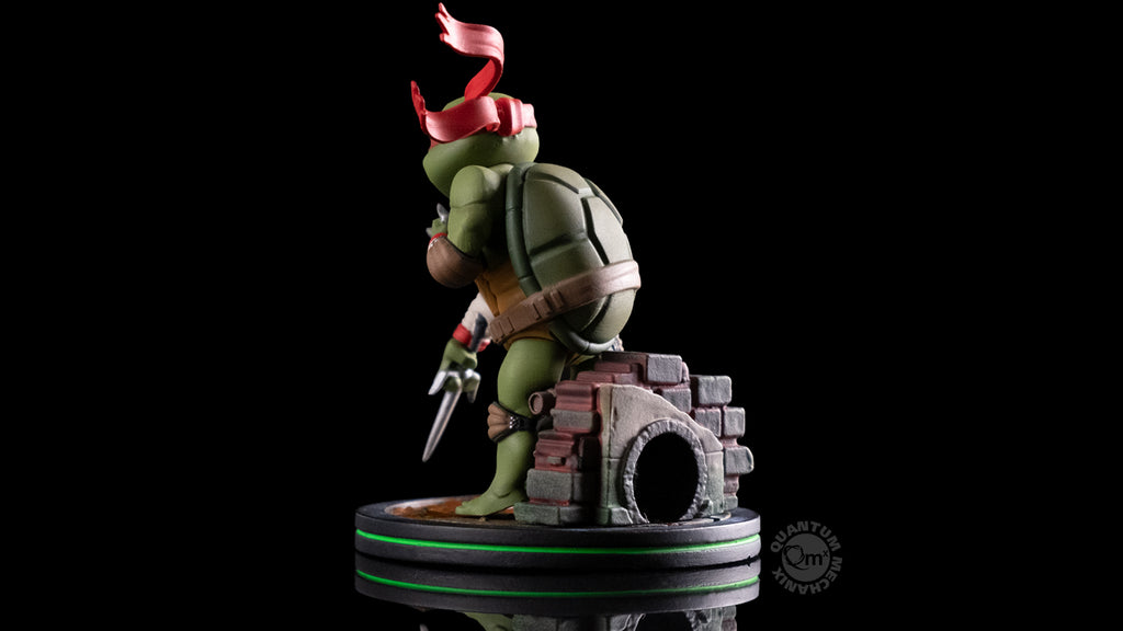 Teenage Mutant Ninja Turtles Raphael Q-Fig