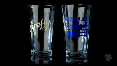 Photo of Firefly Pint Glasses — Set 1