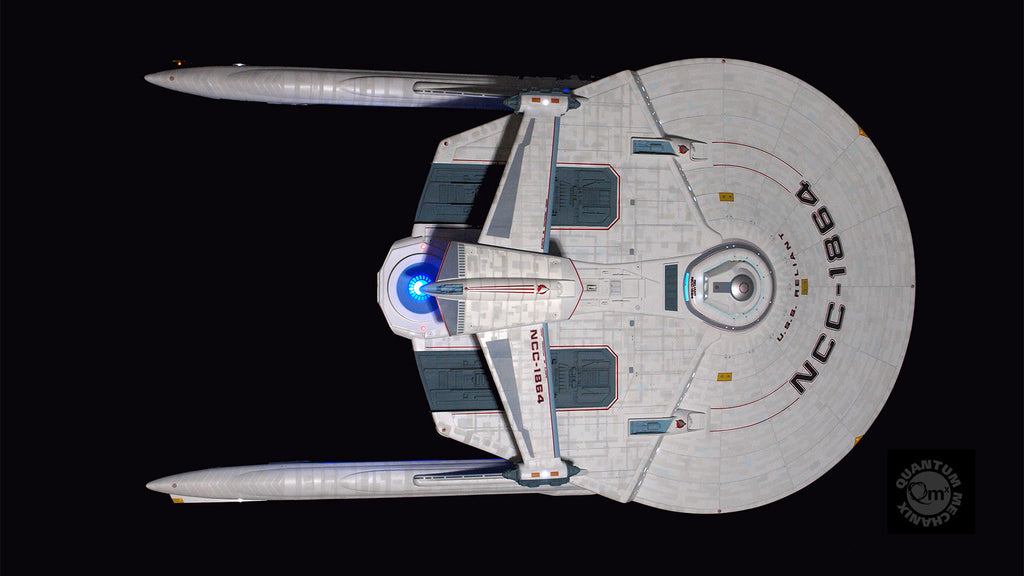 U.S.S. Reliant 1:350 Scale Artisan Replica