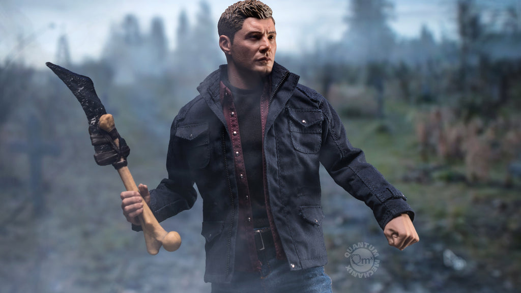 Dean Winchester 1:6 Scale Articulated Figure