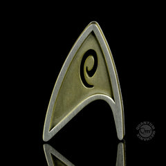 Photo of Star Trek Beyond Magnetic Insignia Badge — Operations