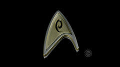 Thumbnail of Star Trek Beyond Magnetic Insignia Badge — Operations