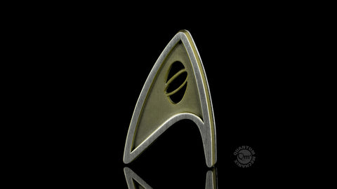 Photo of Star Trek Beyond Magnetic Insignia Badge — Science