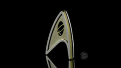 Thumbnail of Star Trek Beyond Magnetic Insignia Badge — Science