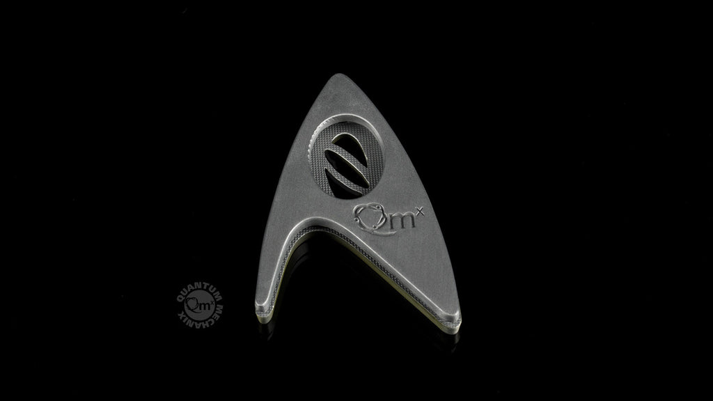 Star Trek Beyond Magnetic Insignia Badge — Science