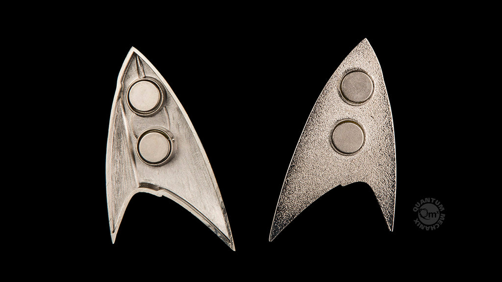 Star Trek: Discovery Magnetic Badge — Medical