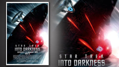 Thumbnail of Star Trek Into Darkness Movie Poster: Pursuit