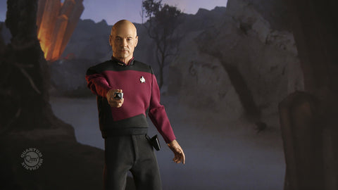 Photo of Star Trek: TNG Picard 1:6 Scale Articulated Figure