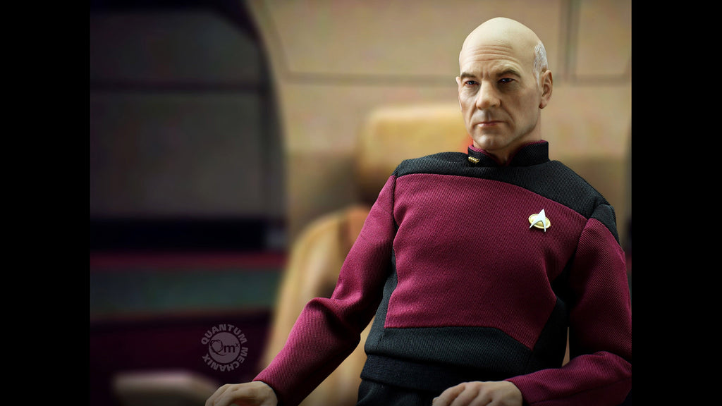 Star Trek: TNG Picard 1:6 Scale Articulated Figure