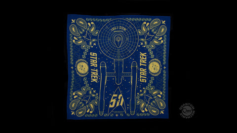 Photo of Star Trek 50th Anniversary Bandana