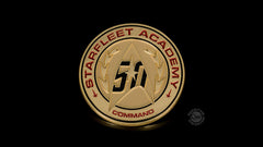 Thumbnail of Star Trek 50th Anniversary Lapel Pin
