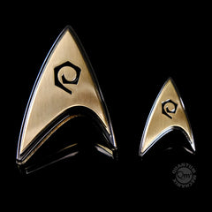 Photo of Star Trek: Discovery Enterprise Badge - Operations