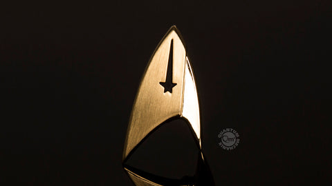 Photo of Star Trek: Discovery Badge Lapel Pin