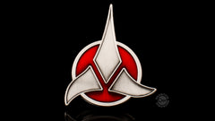 Thumbnail of Star Trek Klingon Emblem Badge