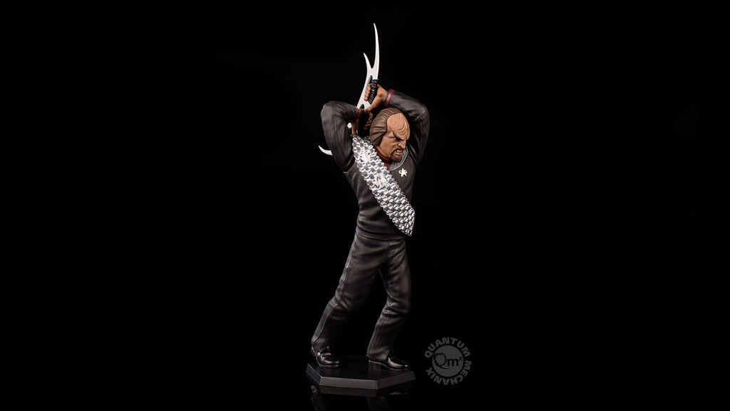 Worf Mini Master Figure