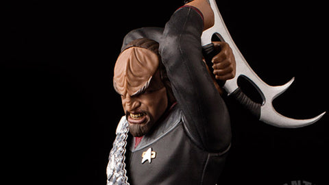 Photo of Worf Mini Master Figure