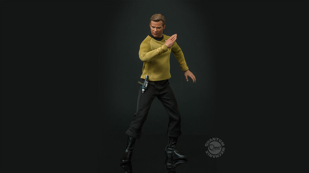 Star Trek: TOS Kirk 1:6 Scale Articulated Figure