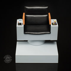 Thumbnail of Star Trek TOS 1:6 Scale Captain's Chair FX Replica