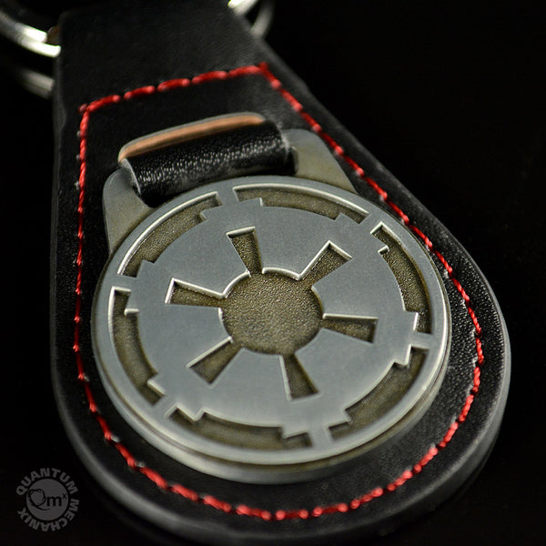 Star Wars Imperial Emblem Key Fob