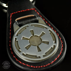 Photo of Star Wars Imperial Emblem Key Fob