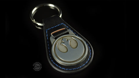 Photo of Star Wars Rebel Insignia Key Fob