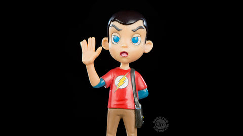 Photo of Big Bang Theory Sheldon Q-Pop