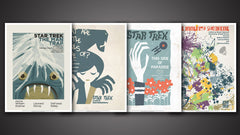 Thumbnail of Star Trek: The Original Series Art Prints – Set 4